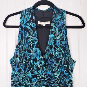 Amazing Evan Picone Halter Dress!